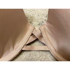 Victoria's Secret Intimates & Sleepwear - VICTORIA'S SECRET Nude Lined Demi Bra Size 32D